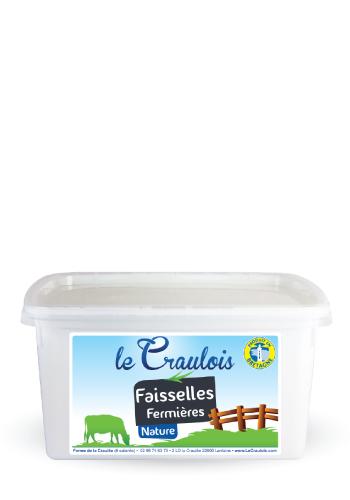 LE CRAULOIS - Mon fermier préféré - Faisselles fermières