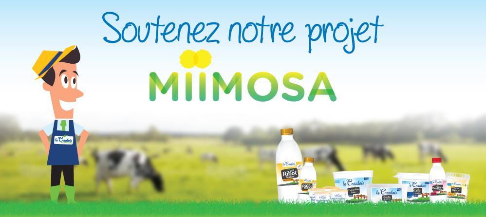 LE CRAULOIS - Mon fermier préféré - Soutenez notre projet Miimosa