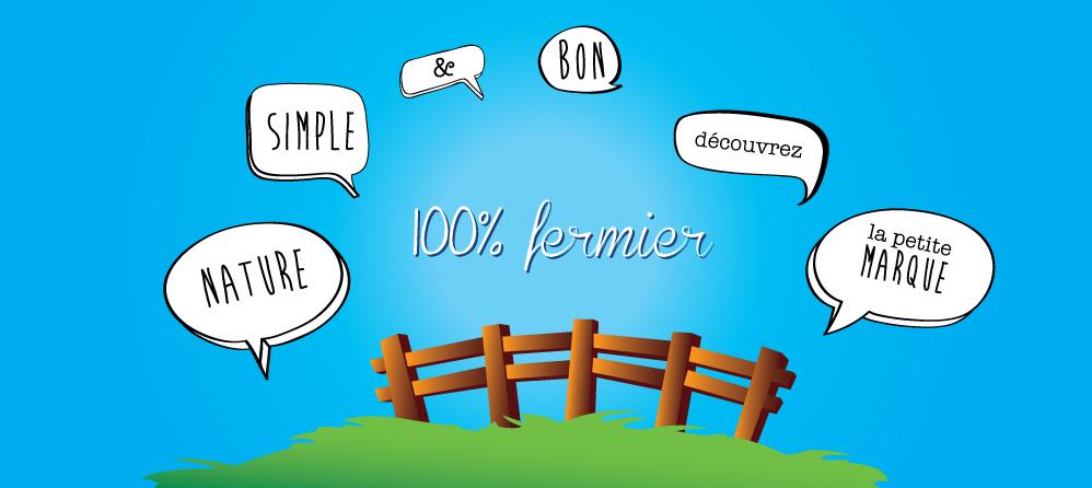 LE CRAULOIS - Mon fermier préféré - Produits laitiers fermiers simples et bons