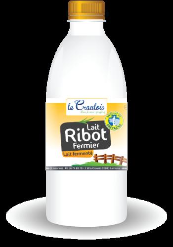 LE CRAULOIS - Mon fermier préféré - Lait Ribot Fermier